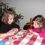UNO spielen mit Emilia