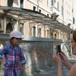 6.5. Fotoshoot in Venedig